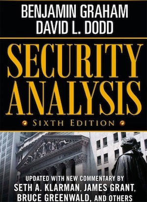 security-analysis-by-benjamin-graham