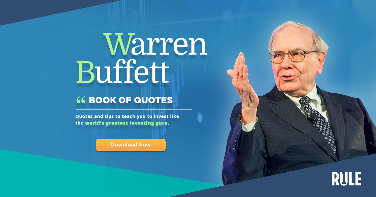 warren buffett book of quotes